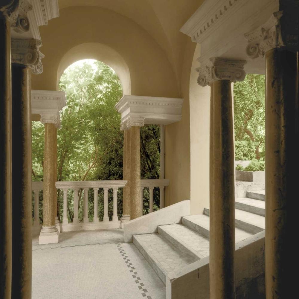 Jardin Portique No. 1 Blaustein, Alan 14695