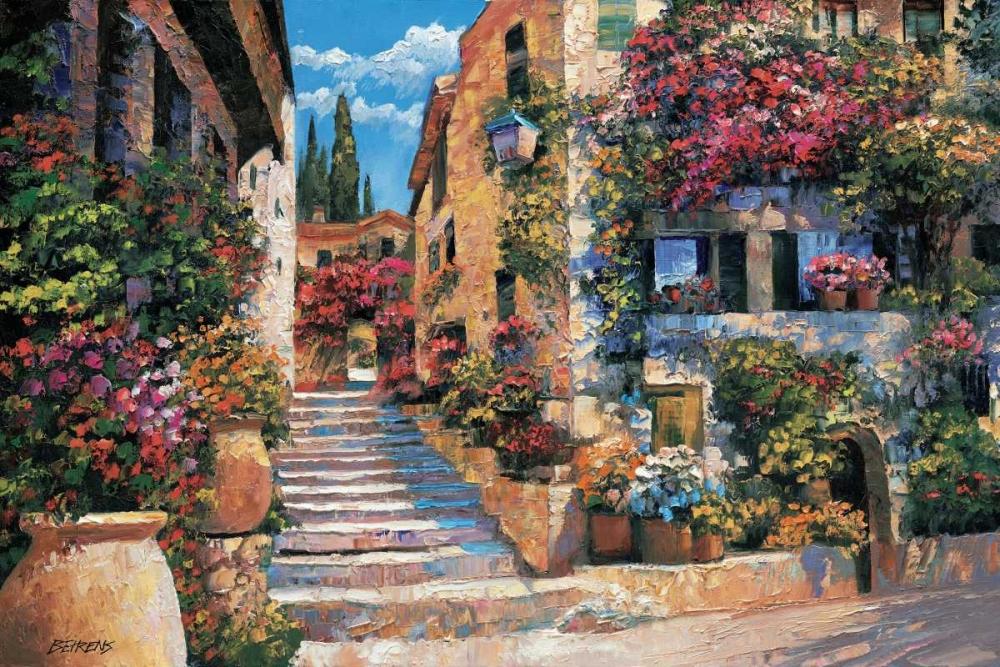 Riviera Stairs Behrens, Howard 13646