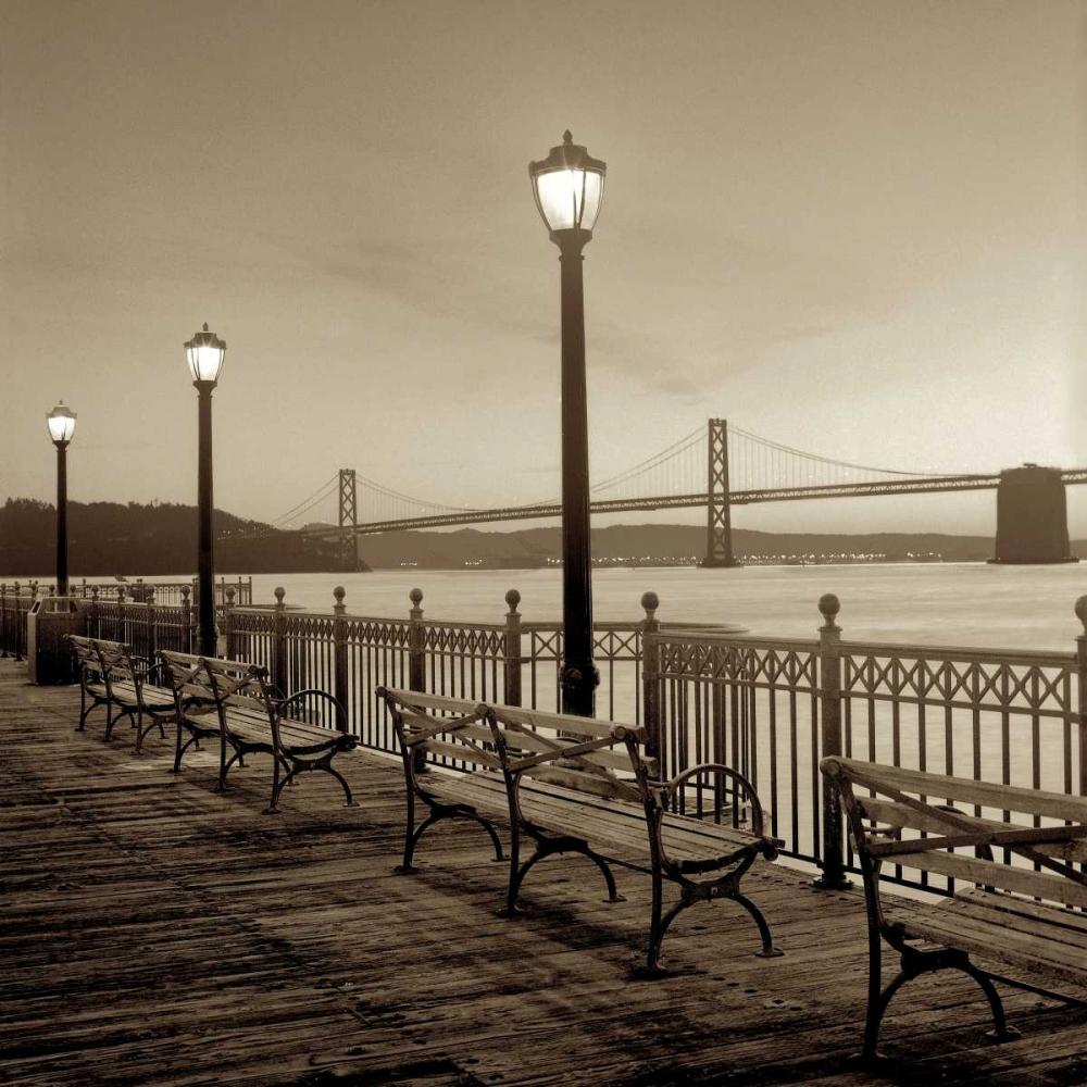 San Francisco Bay Bridge at Dusk Blaustein, Alan 32732