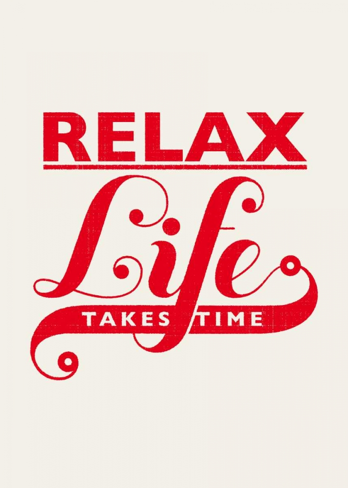 Relax - Life Takes Time Beer, Hannes 65444
