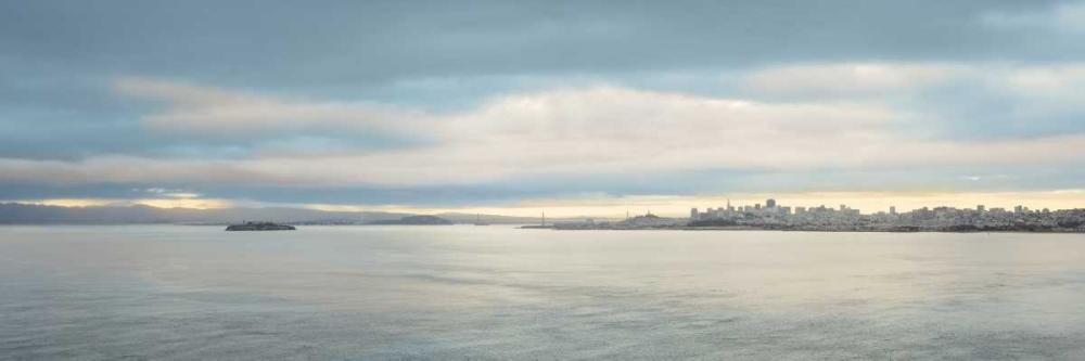 Morning Vista across the Bay Blaustein, Alan 66275
