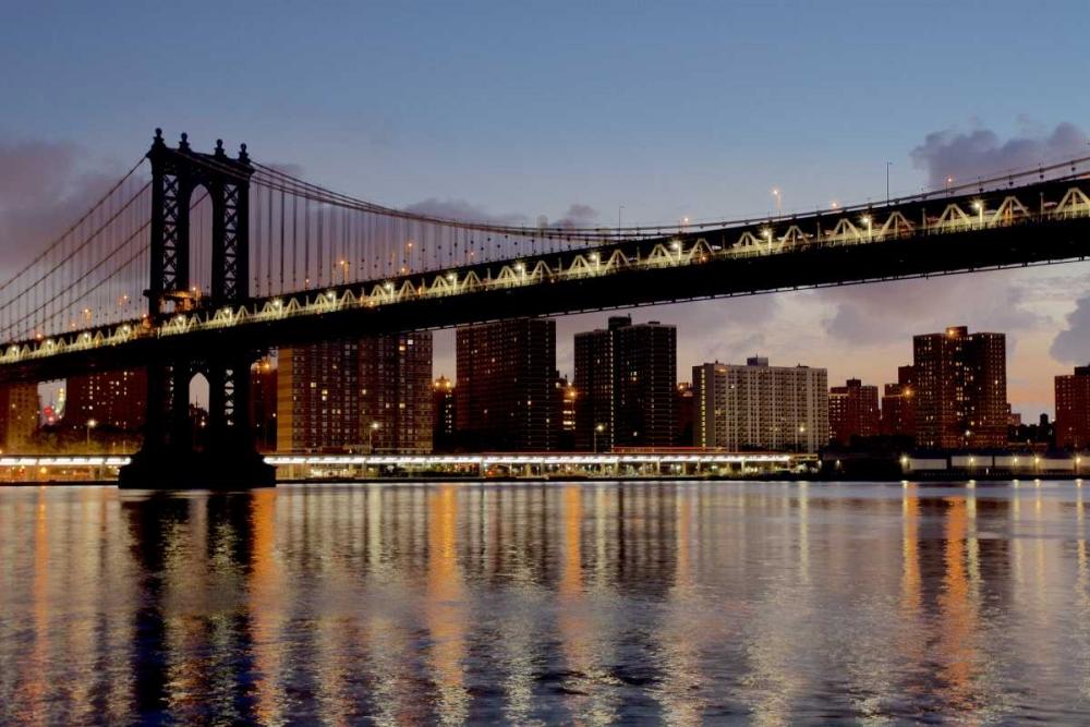 Manhattan Bridge at Dawn Blaustein, Alan 74581