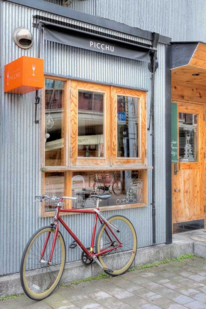 Red Bicycle, Japan Blaustein, Alan 151270