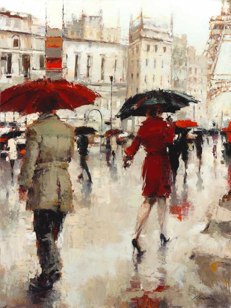 Parting on a Paris Street Christie, Lorraine 82627