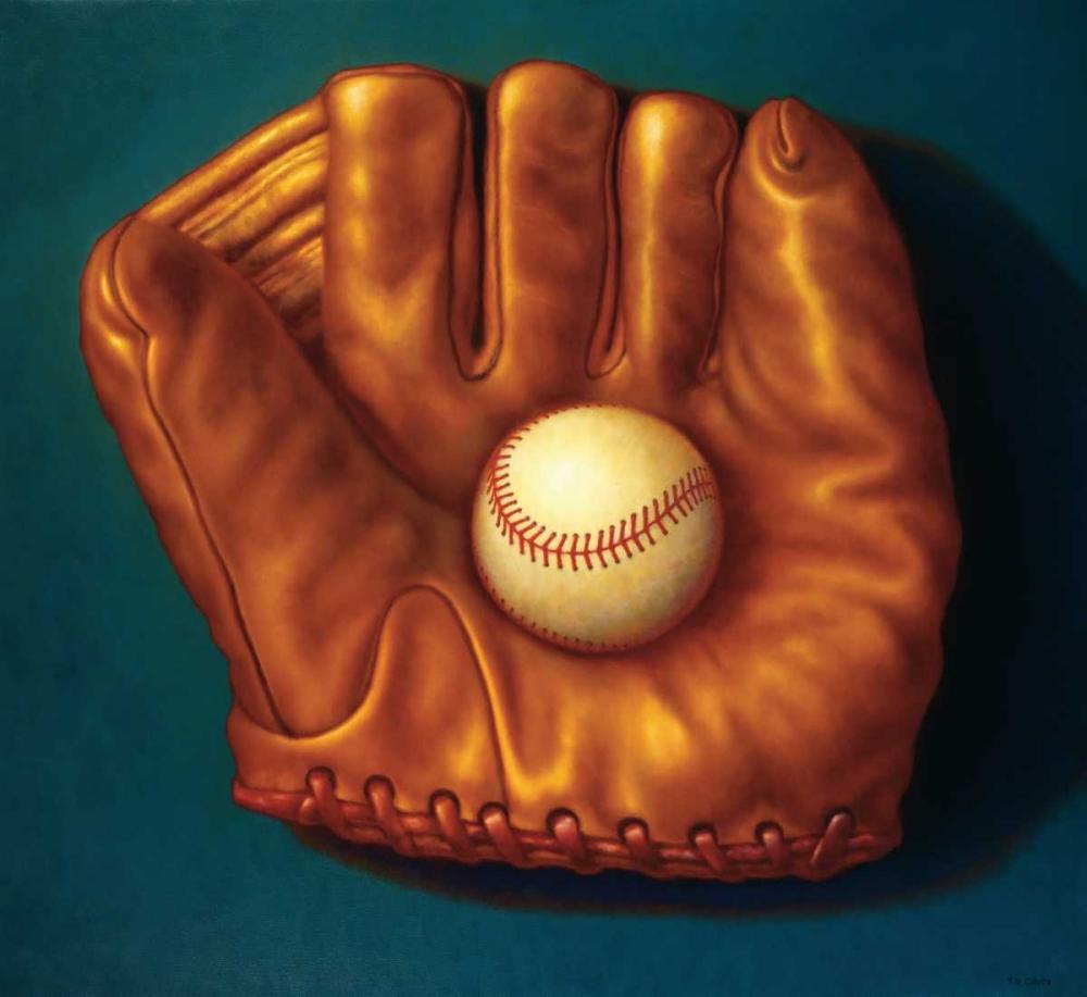 Baseball Mitt I Colletta, TR 14813