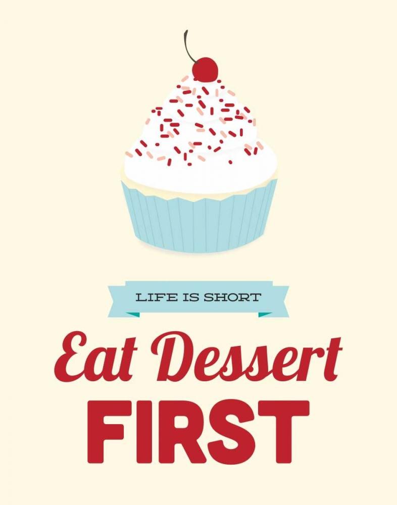 Eat Dessert First Duncan, Genesis 13516