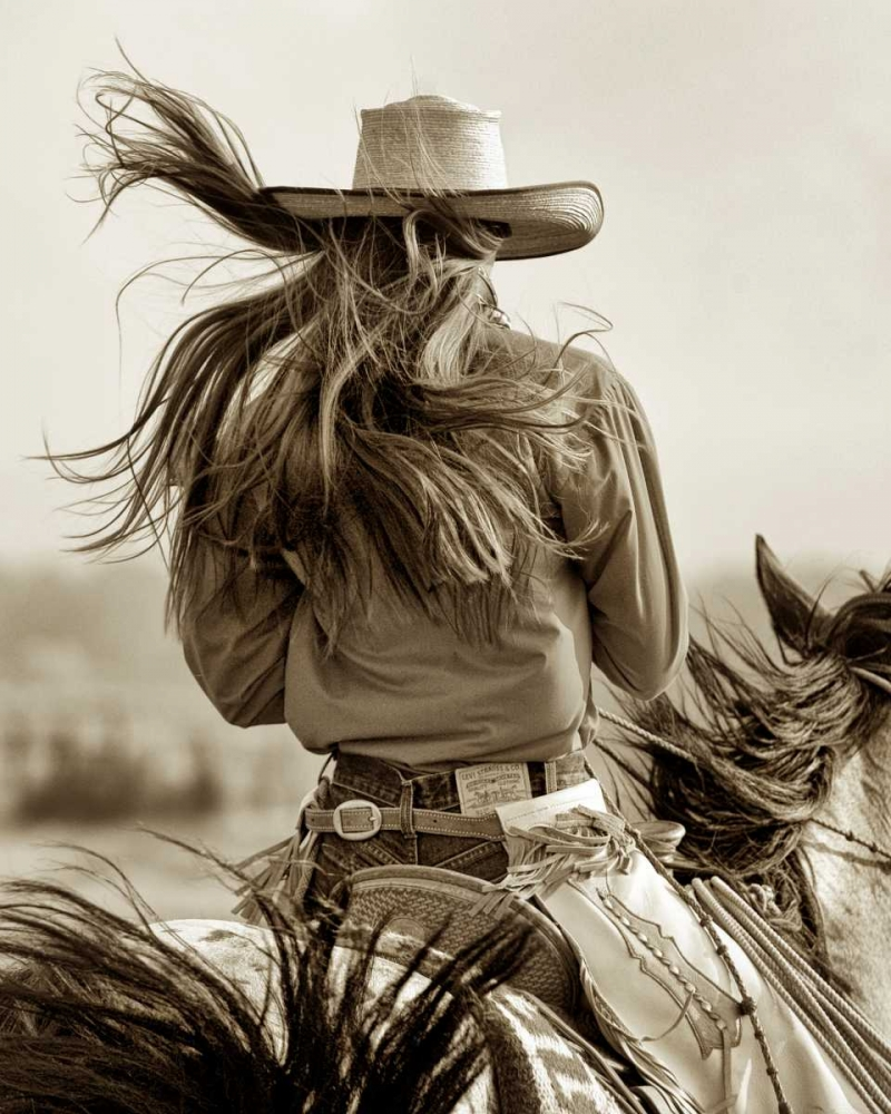 Cowgirl Dearing, Lisa 82637
