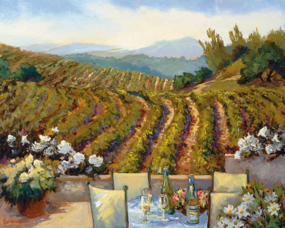 Vineyards to Mount St. Helena Freudenstein, Ellie 14857