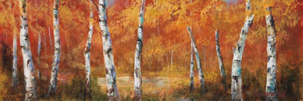Autumn Birch I Fronckowiak, Art 13528