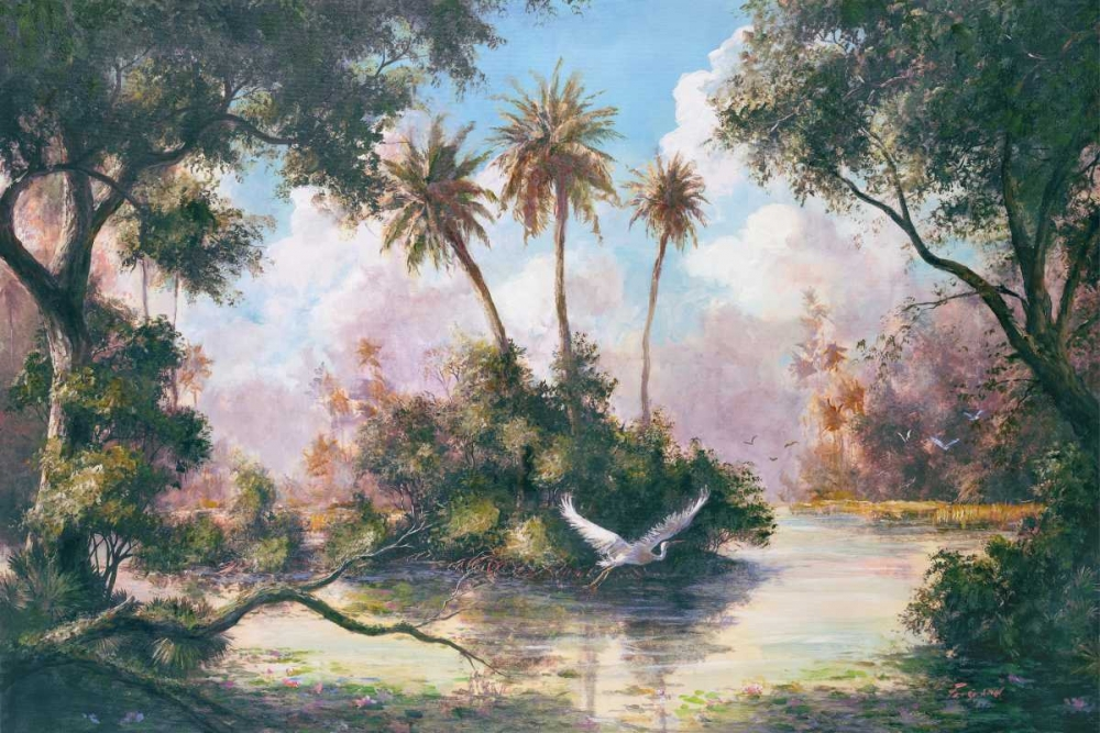 Glades Hammock Fronckowiak, Art 66182