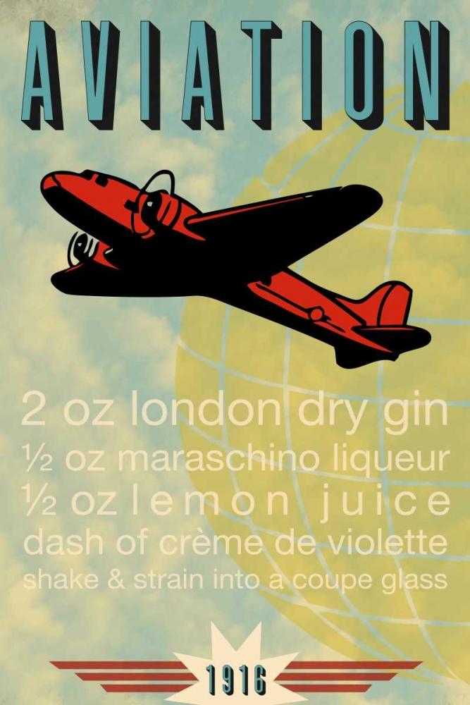 Aviation Recipe Fig-Melon Press 74642