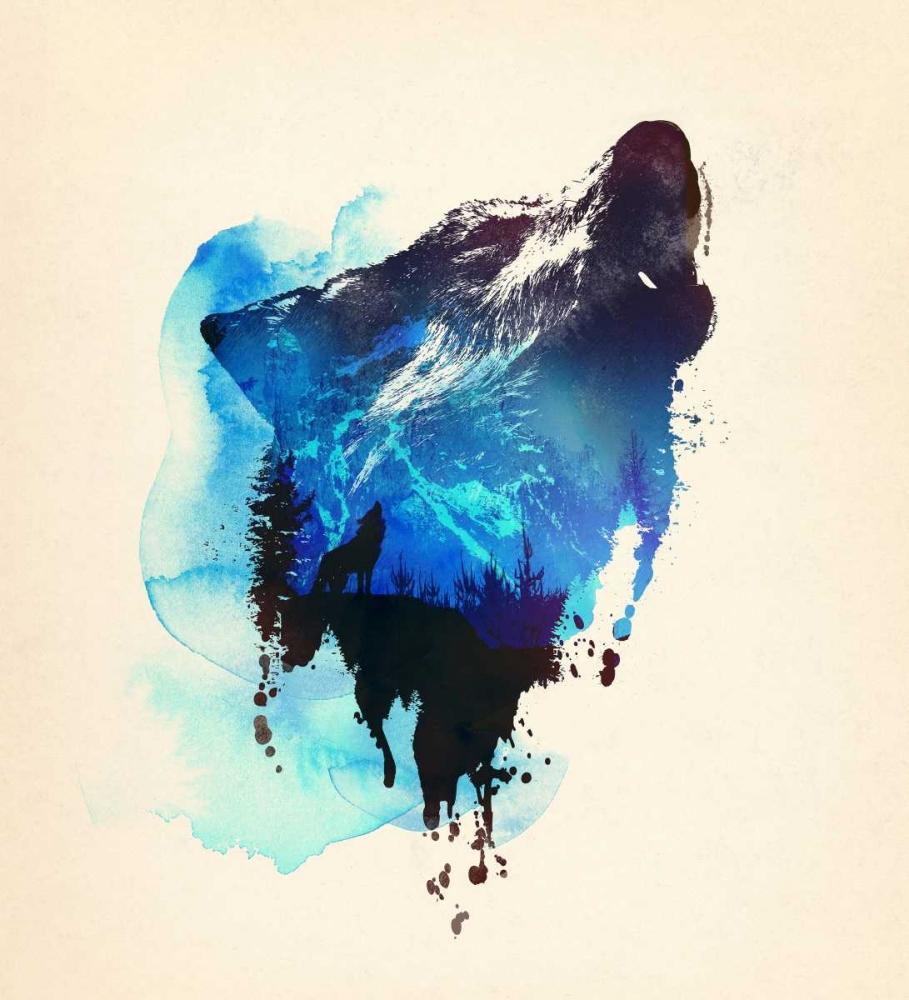 Alone As a Wolf Farkas, Robert 74630