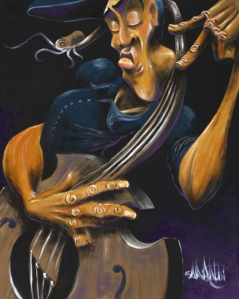 Movin Strings Garibaldi, David 14888