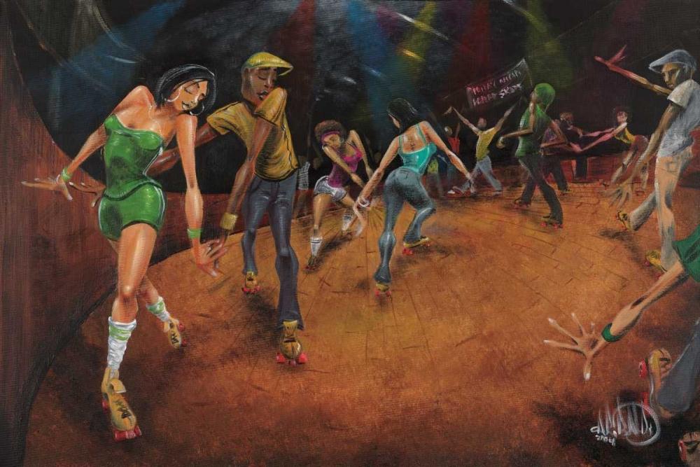 Bounce Rock Skate! Garibaldi, David 14882