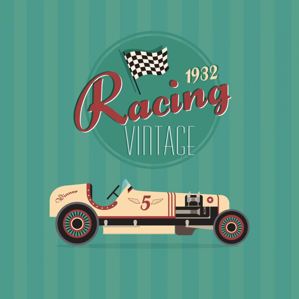 Vintage Racing 2 GraphINC Studio 65731
