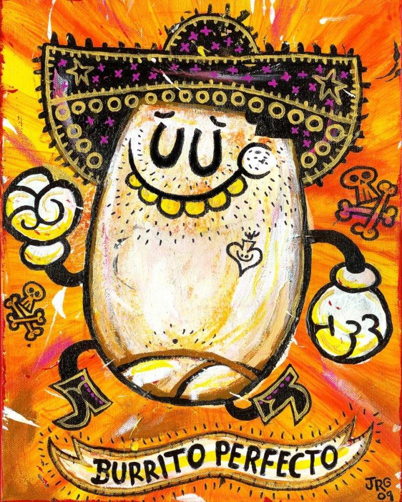 Burrito Perfecto Gutierrez, Jorge R. 149695