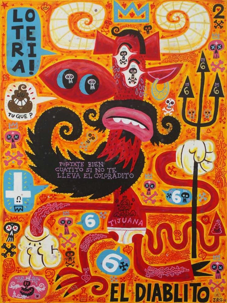 Loteria! Gutierrez, Jorge R. 149702