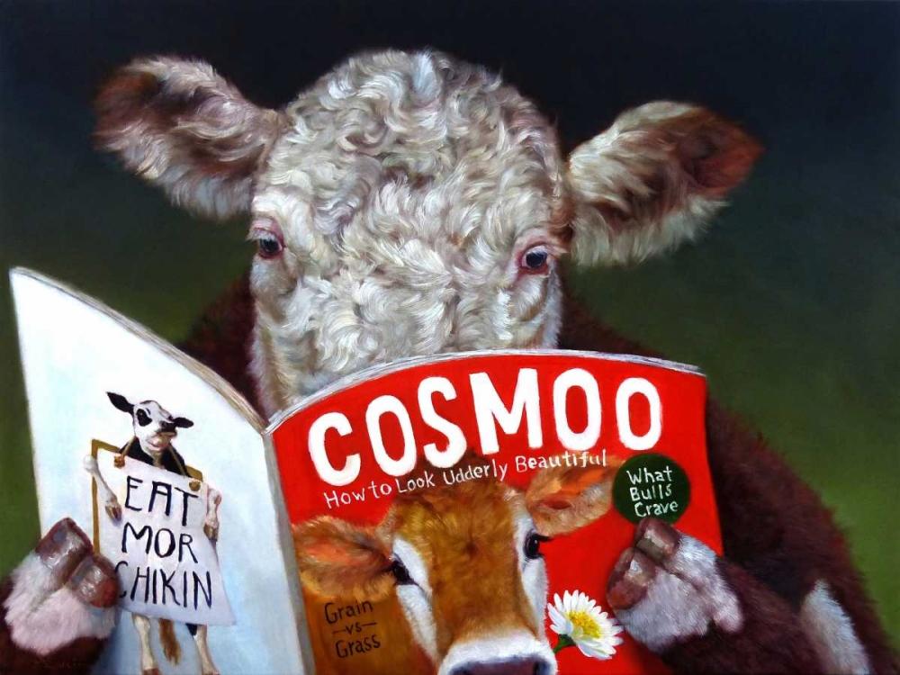 Cow Tips Heffernan, Lucia 107243