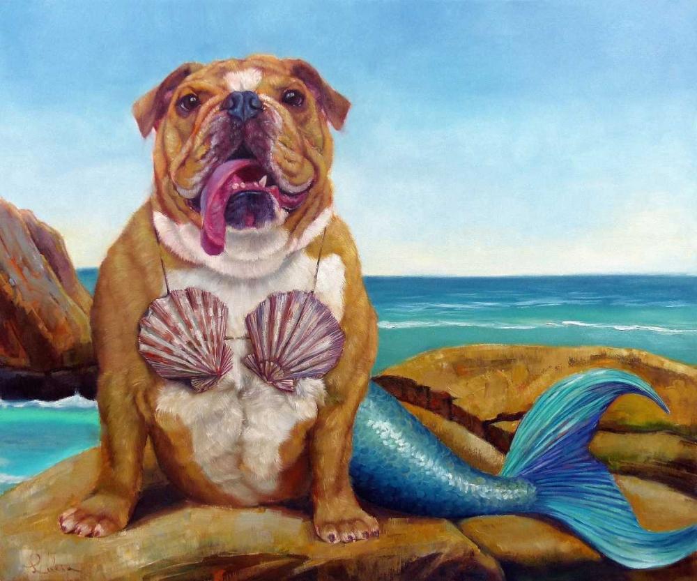 Mermaid Dog Heffernan, Lucia 107246