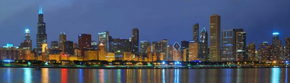 Chicago Skyline Hiers, Winthrope 119624