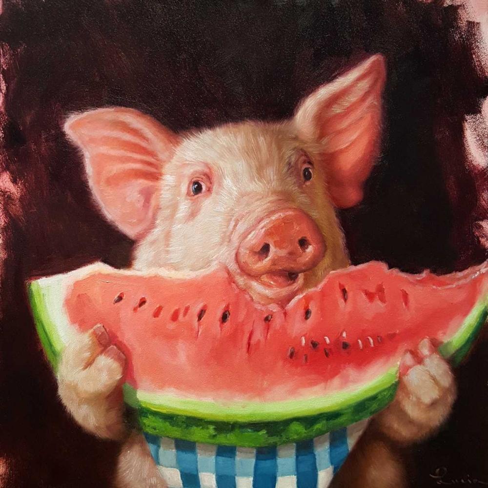 Pig Out Heffernan, Lucia 139998