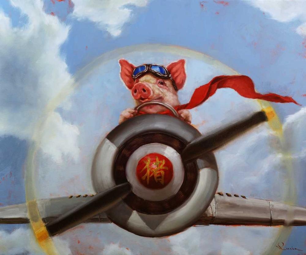 When Pigs Fly Heffernan, Lucia 156150