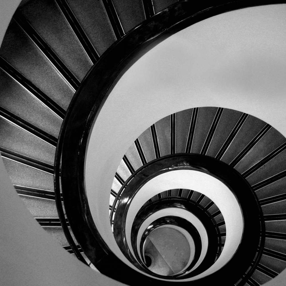 Spiral Staircase No. 3 PhotoINC Studio 88354
