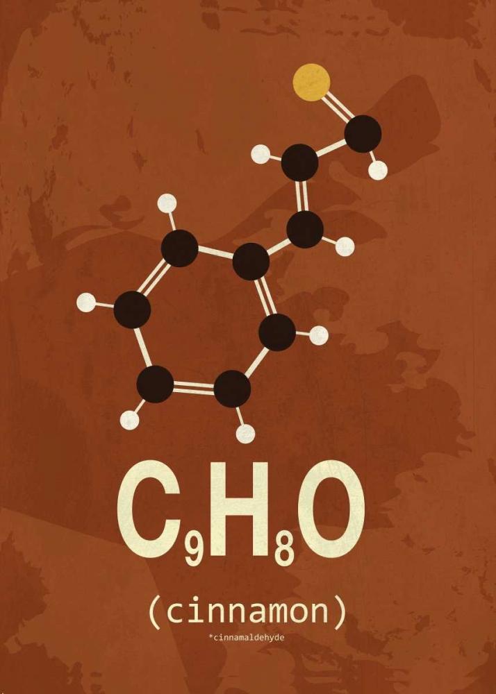 Molecule Cinnamon TypeLike 140293
