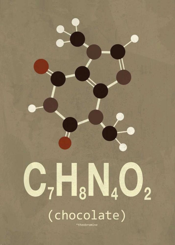 Molecule Chocolate TypeLike 140292