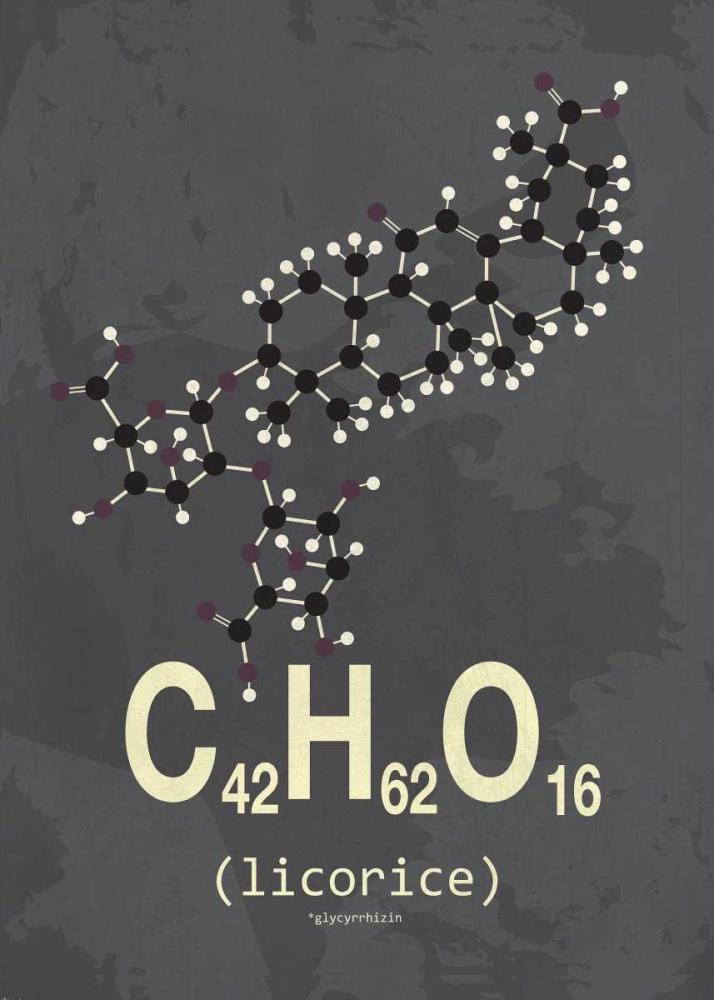 Molecule Licorice TypeLike 140299