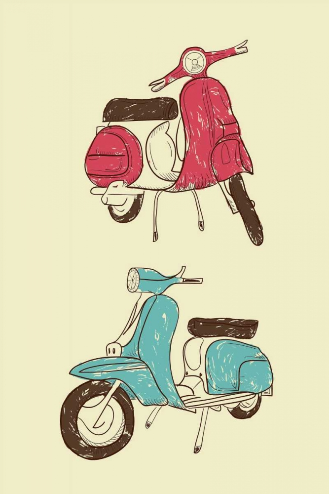 Scooter II GraphINC 139916
