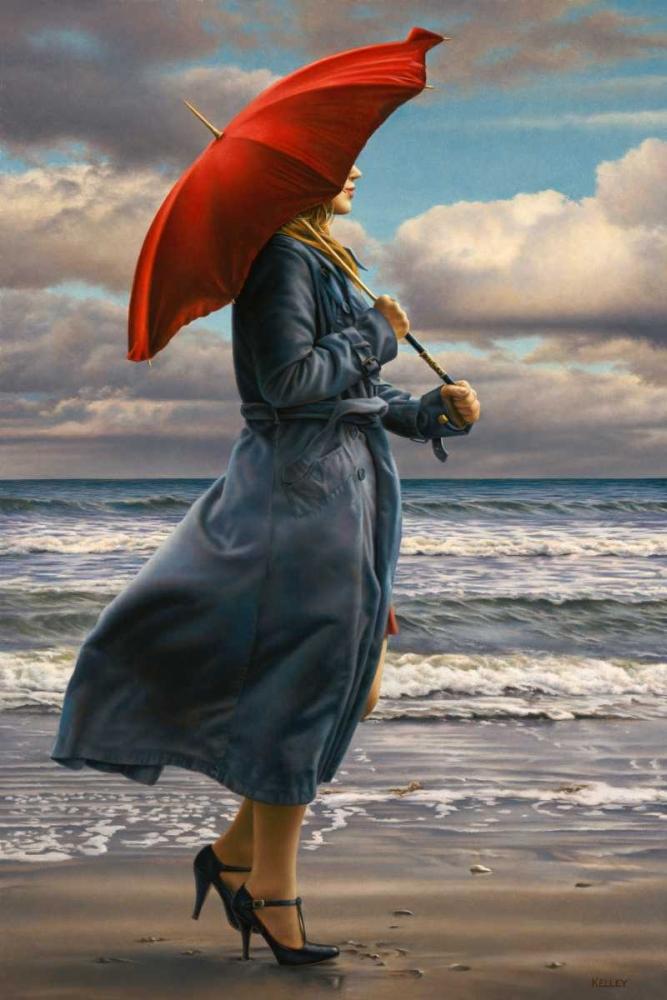 Red Umbrella Kelley, Paul 32960