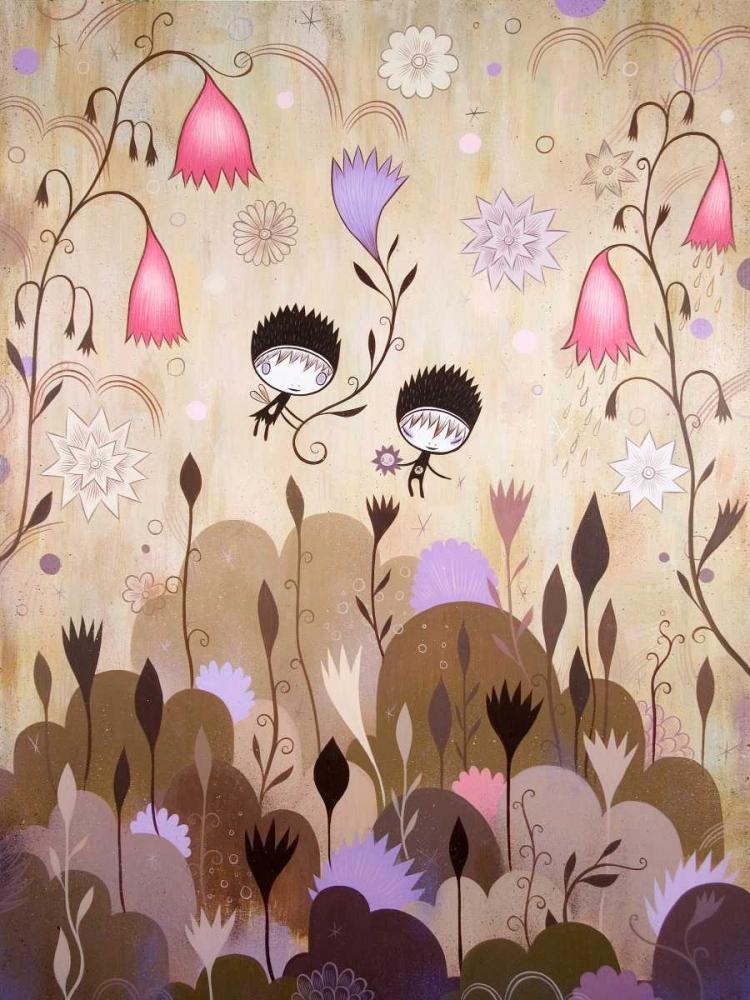 Garden of Sleeping Flowers I Ketner, Jeremiah 32969