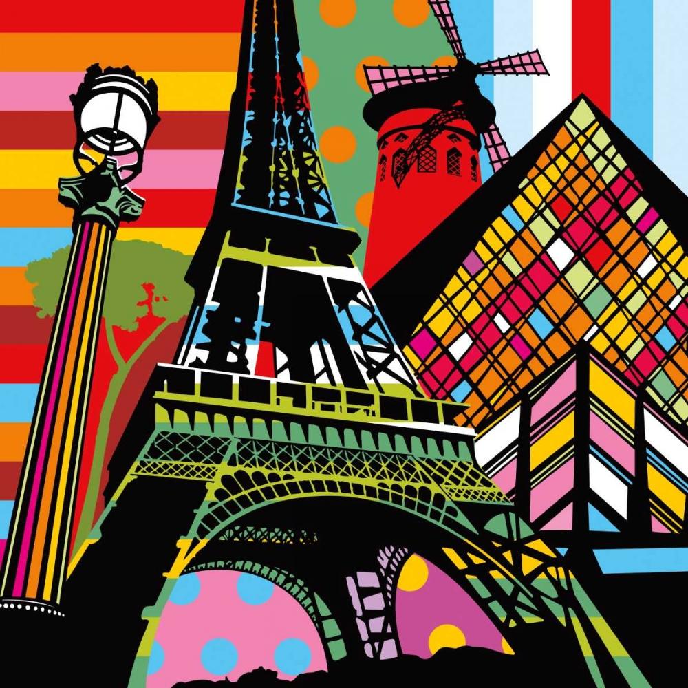 Paris Pop Lobo 14988