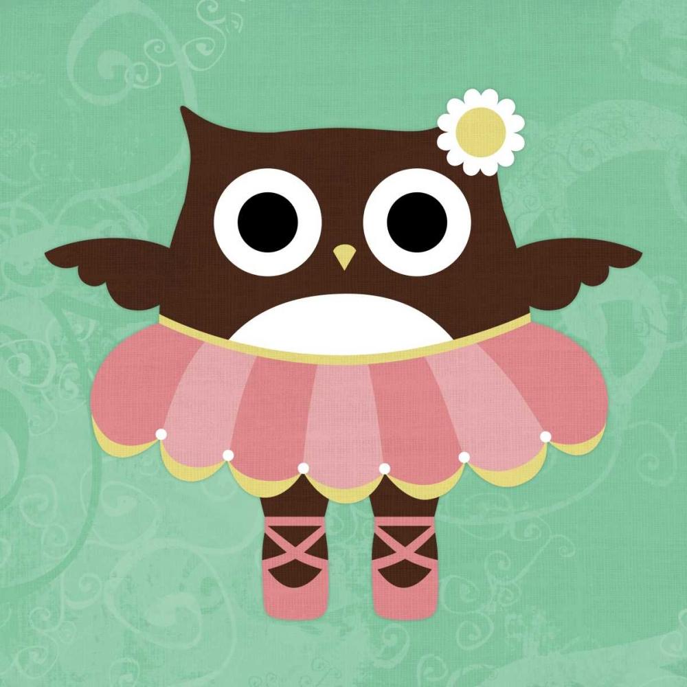 Ballerina Owl Lee, Nancy 13607