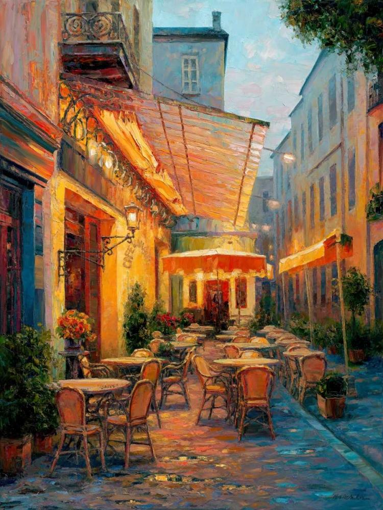 Cafe Van Gogh 2008 Arles France Liu, Haixia 33042