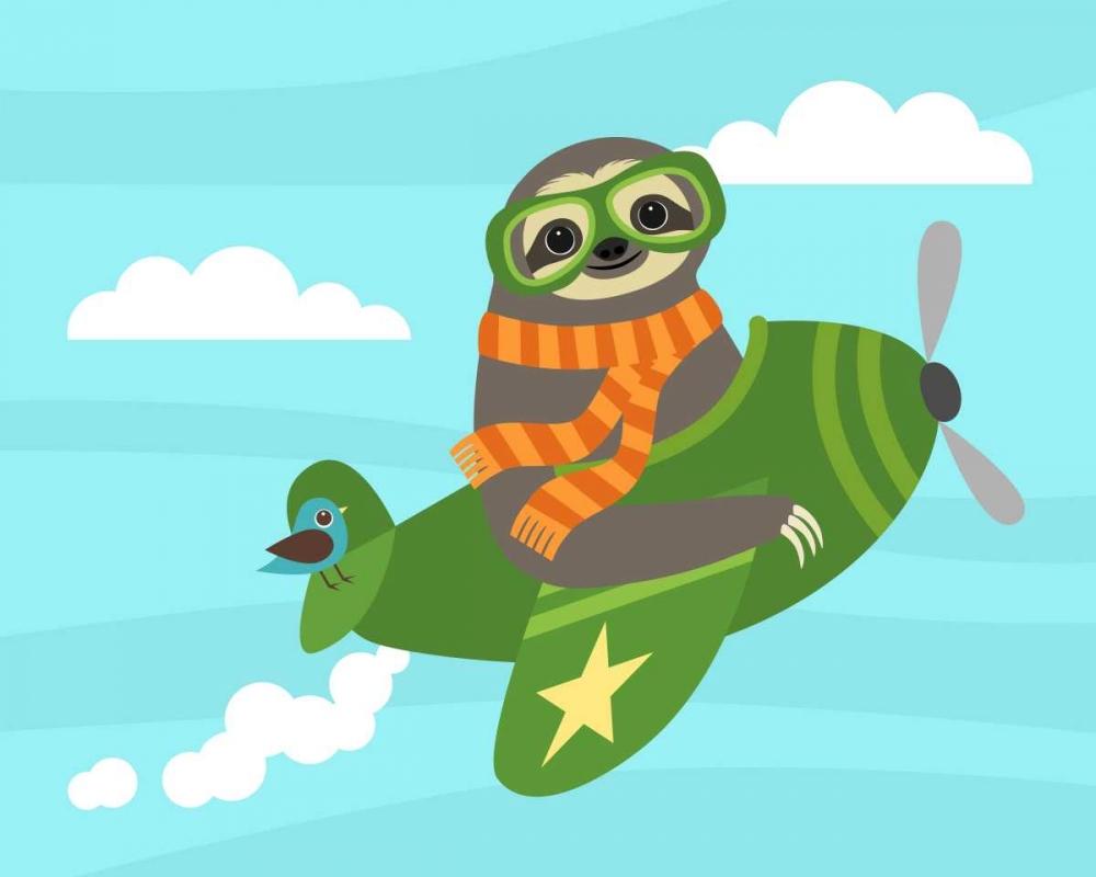 Airborne Sloth Lee, Nancy 107263