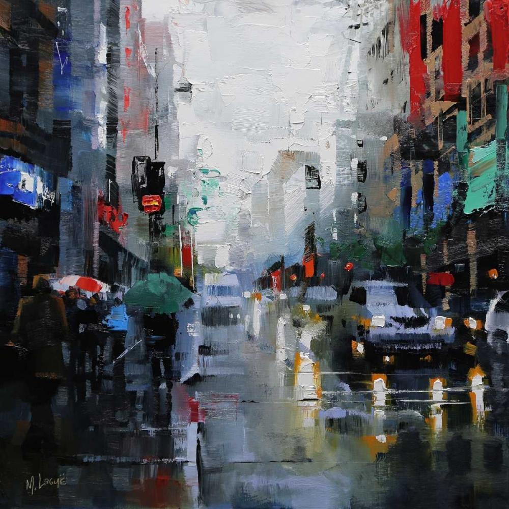 St. Catherine Street Rain Lague, Mark 119590