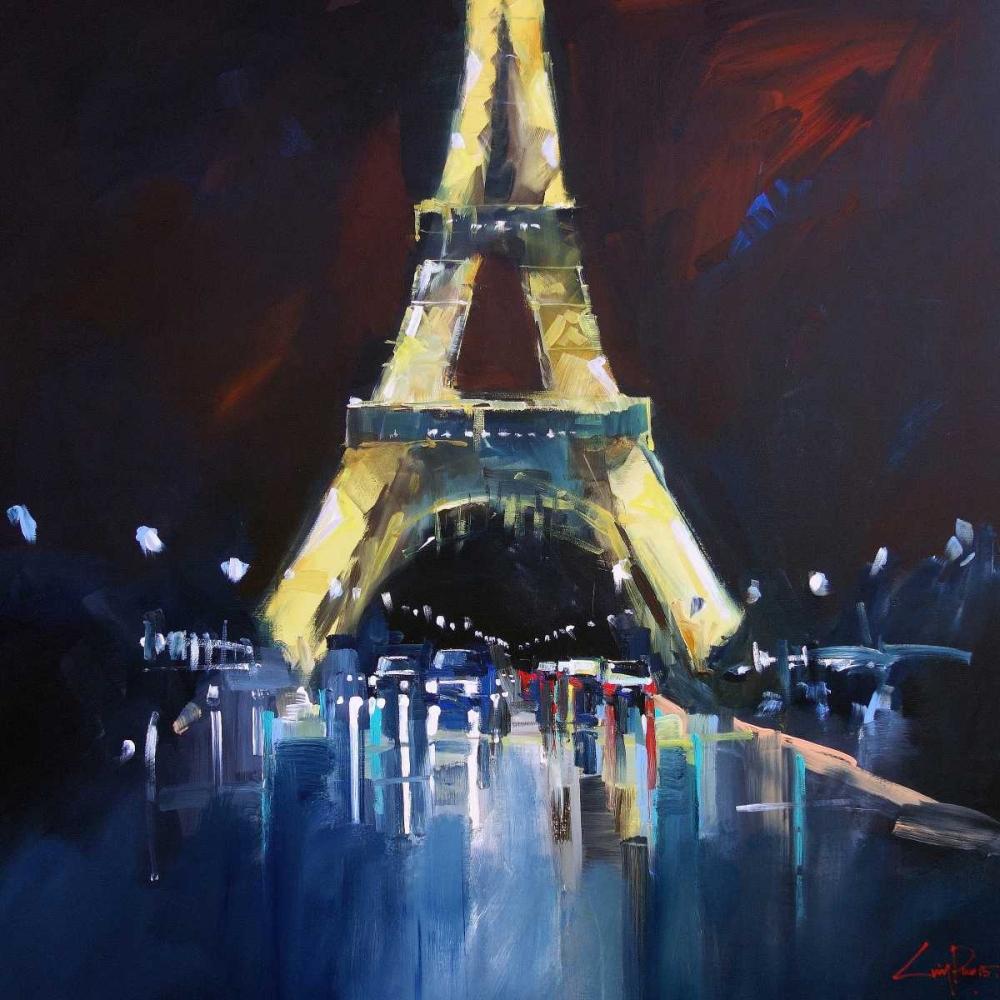 Eiffel Rain Penny, Craig Trewin 140077