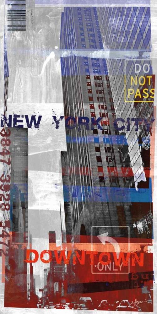 New York Sky II Pfrommer, Sven 13737