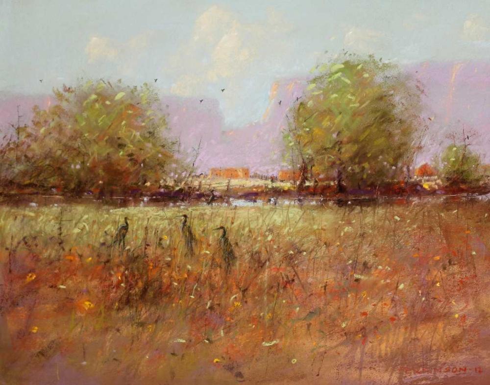 Cranes in September Perkinson, Tom 33130