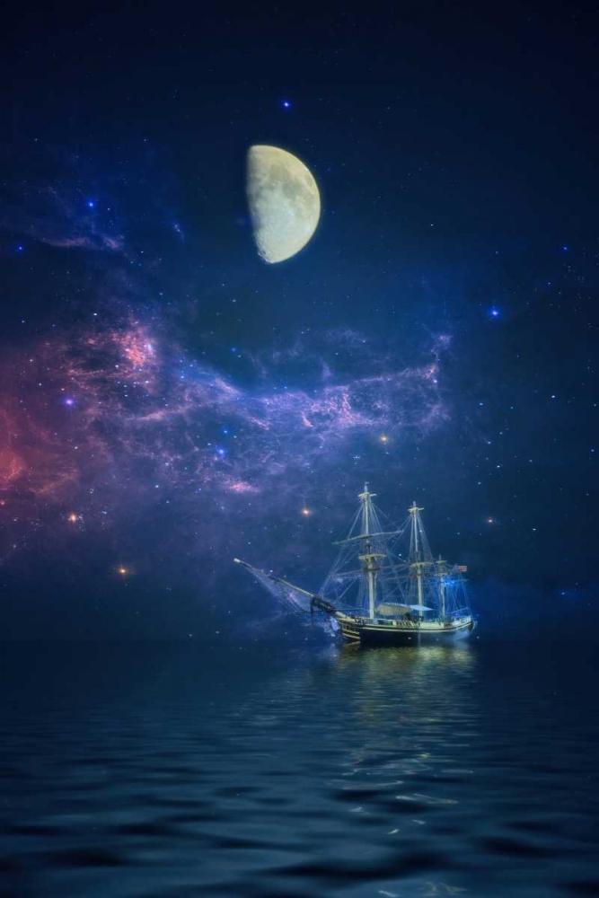 By Way of The Moon and Stars Rivera, John 88369