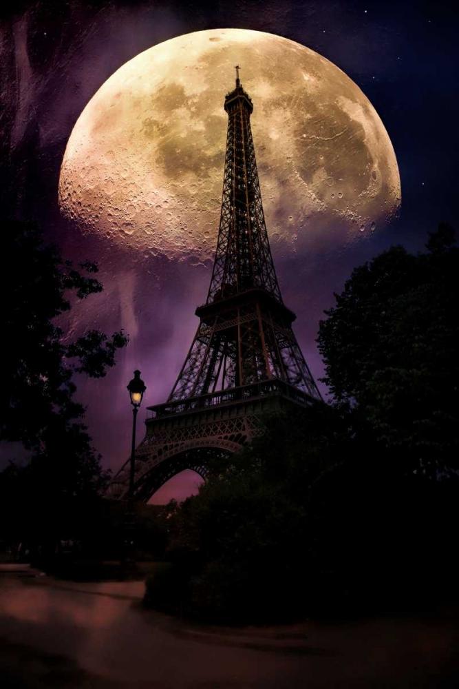 Moonlight in Paris Rivera, John 88376