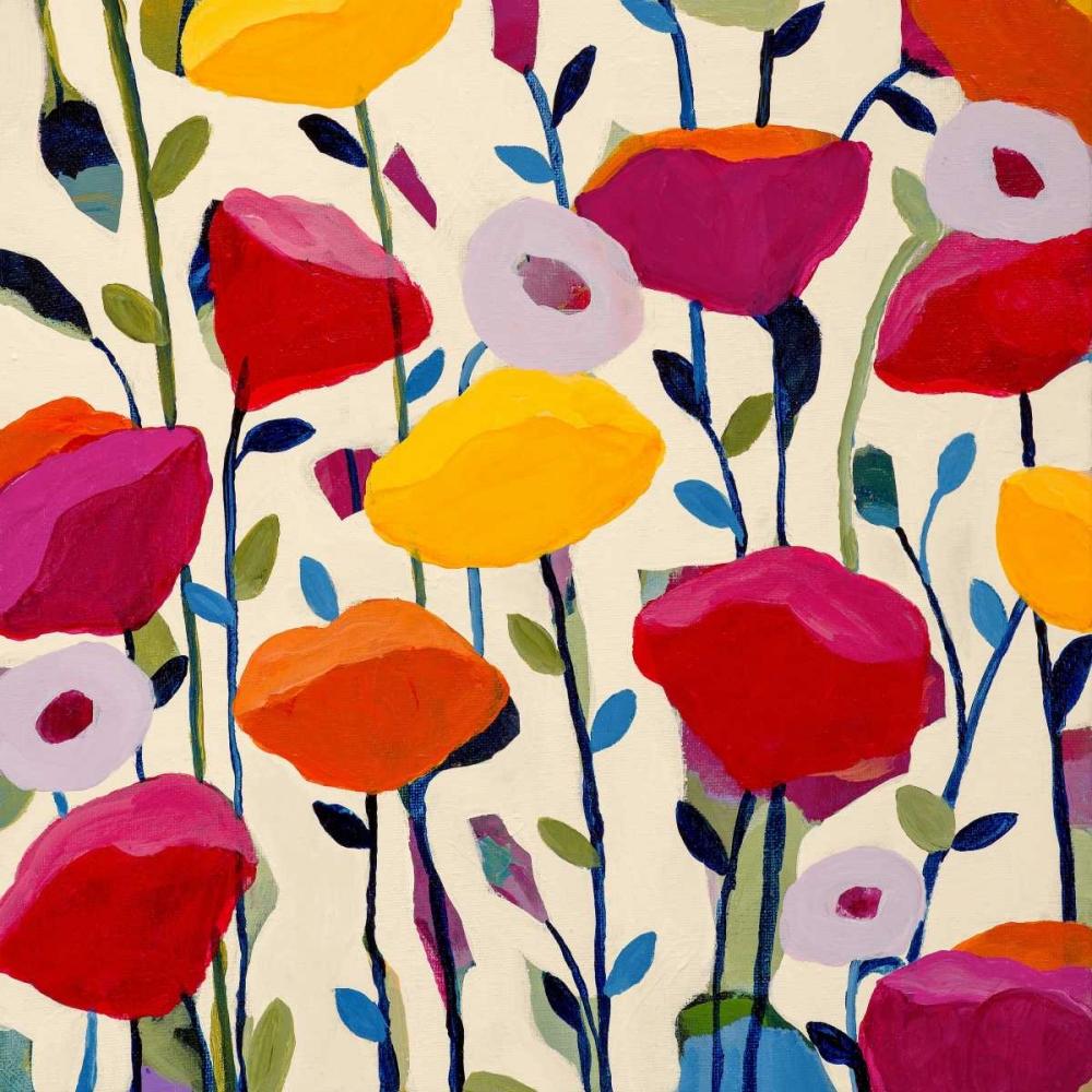 Bursting Poppies Schmitt, Carrie 23335