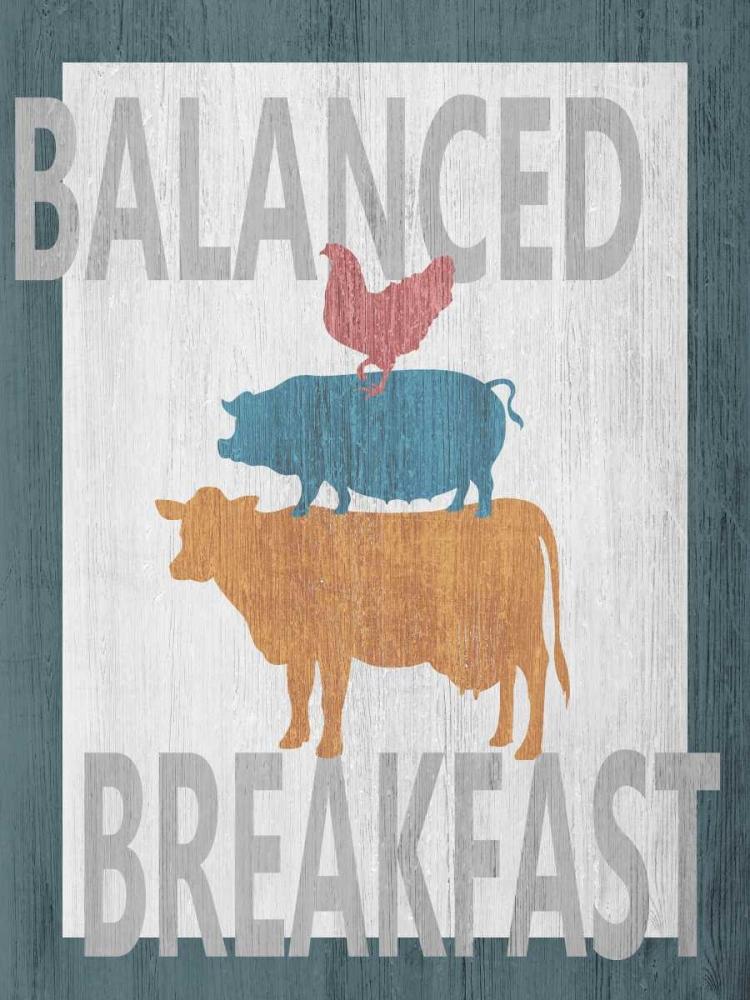 Balanced Breakfast One Soave, Alicia 65514