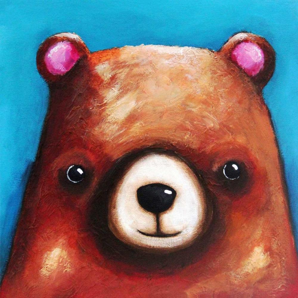The Brown Bear Stewart, Lucia 107369