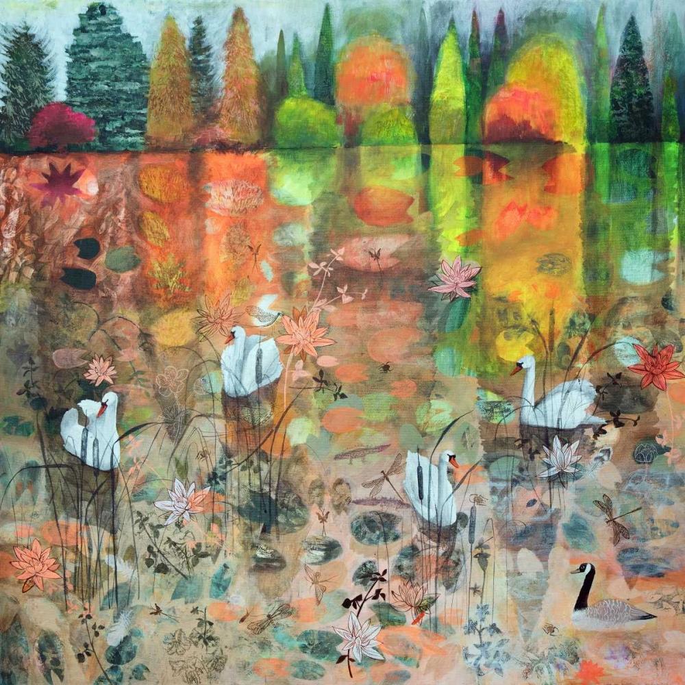 Golden Lake Stacey, Dawn 151367