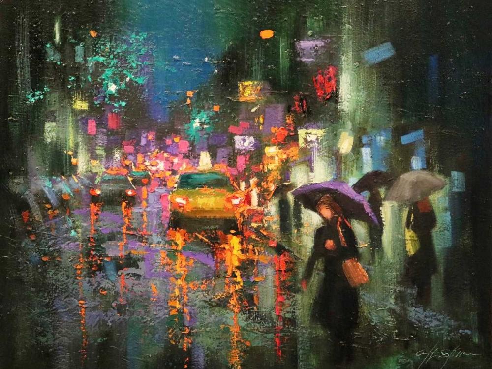 Night Rain in Village Shin, Chin H. 156239