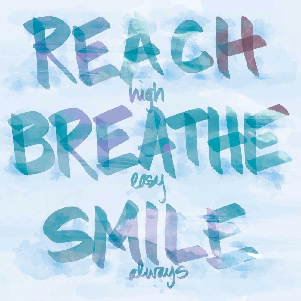 Reach, Breathe, Smile SD Graphics Studio 122077