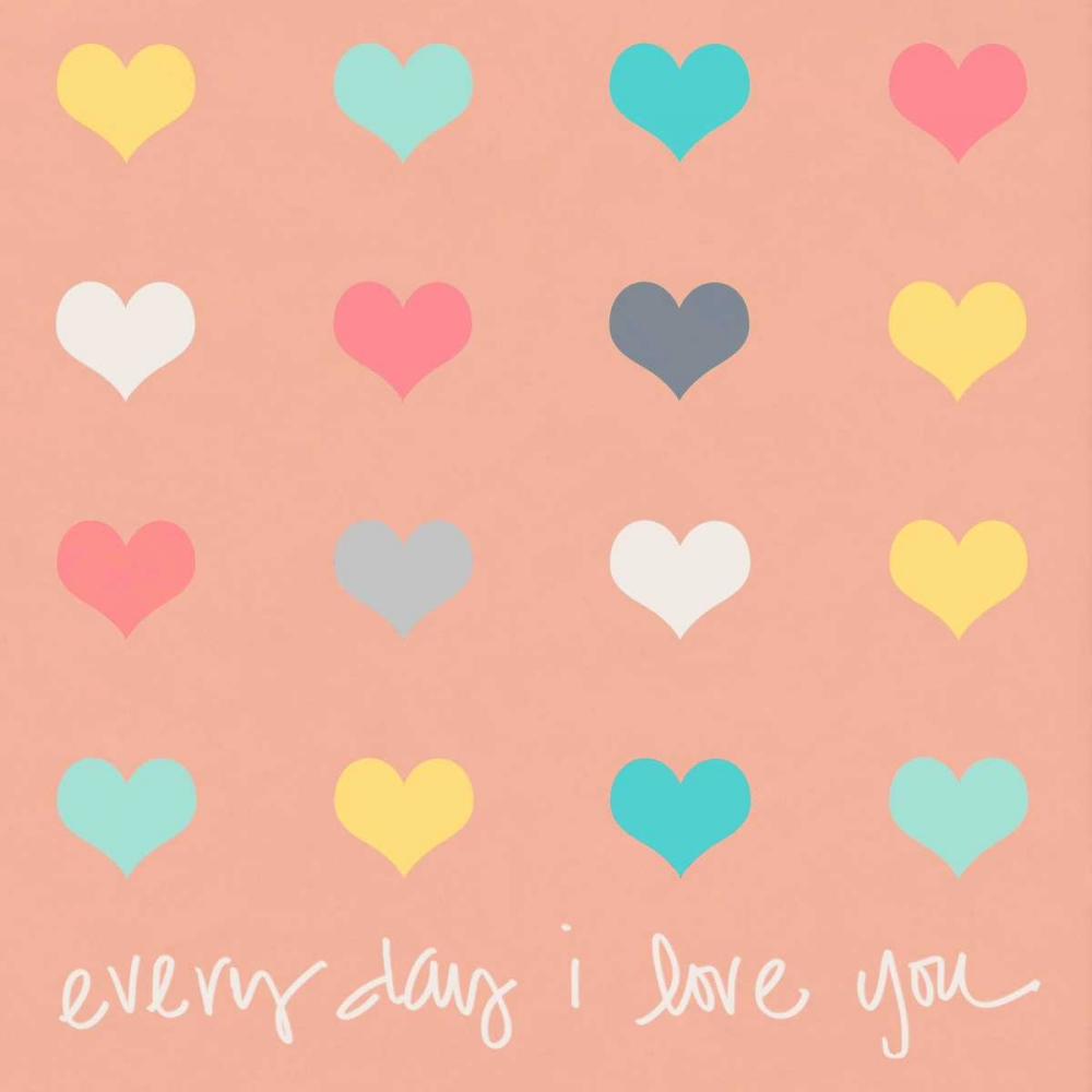 Everyday I Love You on Pink Lake , Shelley 122103